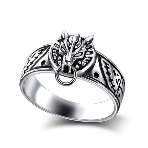 Bague Loup Final Fantasy