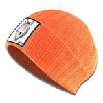 Bonnet Loup Homme Orange