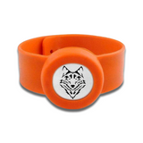 Bracelet Loup Enfant Orange