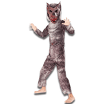 Costume Loup Garou Marron