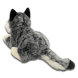 Peluche Loup Dos