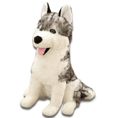 Peluche Loup Yeux