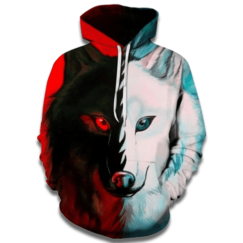 Sweat Loup Ado