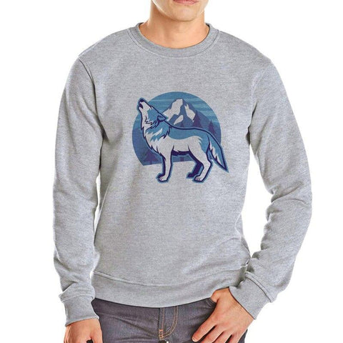 Sweat Loup Arctique