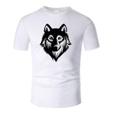 T-Shirt Loup Amical