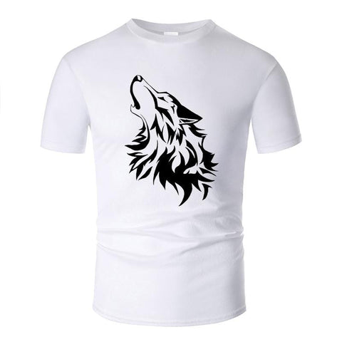 T-Shirt Loup <br> Hurlement