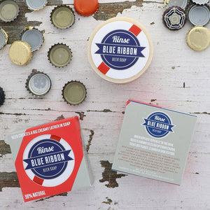 Beer Soap - Blue Ribbon