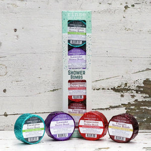 Shower Bomb - 4 Pack Assorted
