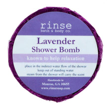 Load image into Gallery viewer, Shower Bomb - Lavender