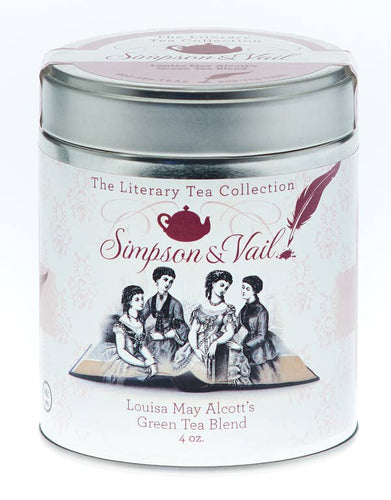 Louisa May Alcott's Green Tea Blend