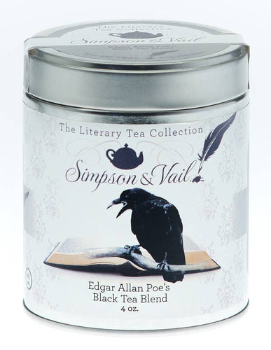 Edgar Allan Poe's Black Tea Blend