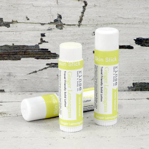 Skin Stick - Ginger Lemongrass
