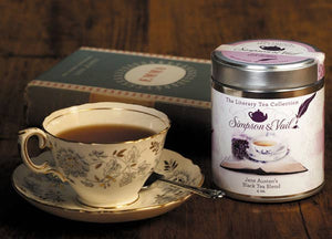 Jane Austin's Black Tea Blend