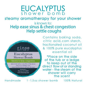 Shower Bomb - Eucalyptus