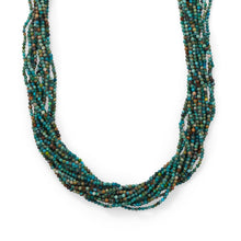 Load image into Gallery viewer, Wow! Gorgeous Natural Turquoise Necklace