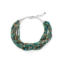 Load image into Gallery viewer, Fabulous Natural Turquoise Bracelet