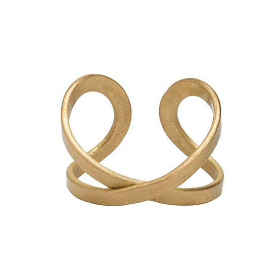 Infinity Ring -Gold