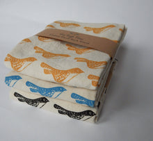 Load image into Gallery viewer, Little Birds Kitchen Towel, Tea Towel