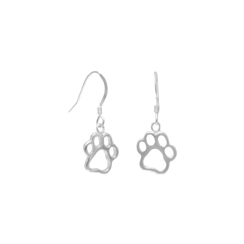 I Love My Pet! Dangle Earrings