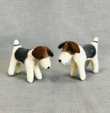 Load image into Gallery viewer, Hand Felted Dog -Small