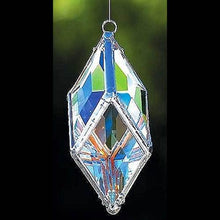 Load image into Gallery viewer, Diamond Rainbow Water Prism - Medium