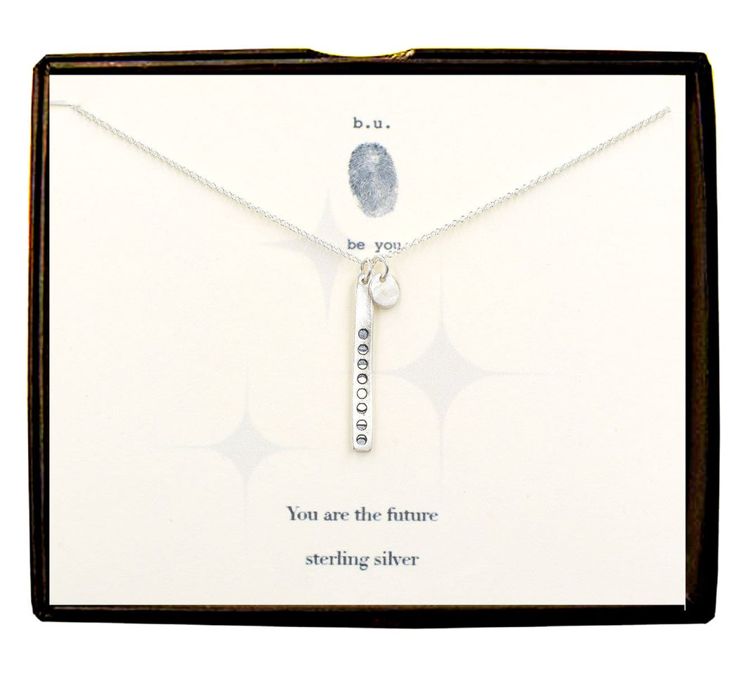 You Are The Future Necklace