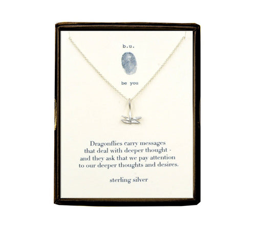 Dragonflies Necklace