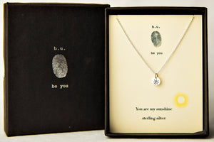 You Are My Sunshine Necklace