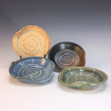 Load image into Gallery viewer, Hand Thrown Pottery Spoon Rest - Multiple Glazes