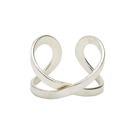 Infinity Ring -Silver