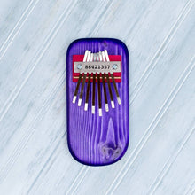 Load image into Gallery viewer, Color Pine Thumb Piano -Purple