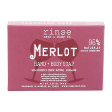 Load image into Gallery viewer, Merlot Soap Bar