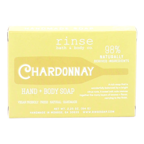 Chardonnay Soap Bar