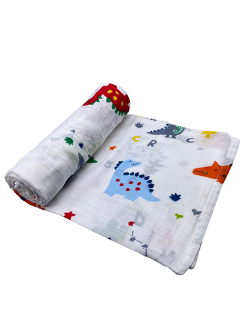 All Boy Infant Swaddle Blanket