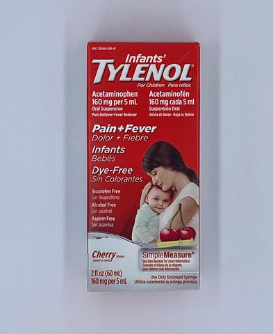 Infants Tylenol 2fl oz