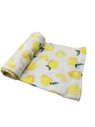 Life & Lemons Infant Swaddle Blanket