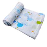 Under the Sea Swaddle Blanket