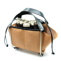 MOGIN - HAND BAG WITH POUCH