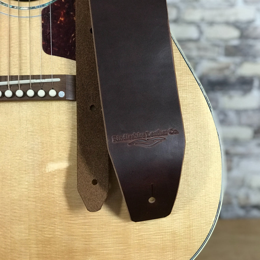 The Spindale Guitar Strap