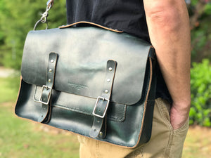 The Salem Messenger Bag