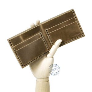 The Prosperity Billfold Wallet - NATURAL