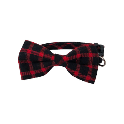 Dapper Doggo Collar with Bow Tie ~ Apollo's Pack - the Pack that gives Back