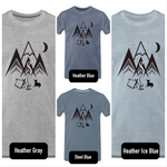 Life Outside T-Shirt ~ Apollo's Pack - the Pack that gives Back