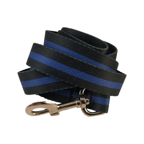 Blue Line Leash ~ Apollo's Pack - the Pack that gives Back