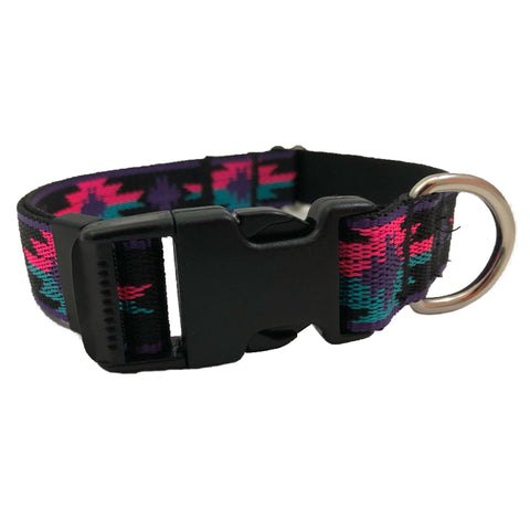 Aztec Collar M, L, XL ~ Apollo's Pack - the Pack that gives Back