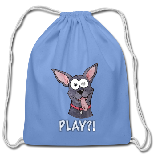 Play?! Drawstring Bag - Apollo's Pack