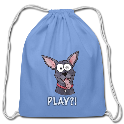 Play?! Drawstring Bag ~ Apollo's Pack - the Pack that gives Back