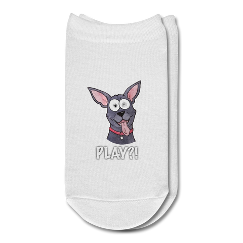 Play Ankle Socks ~ Apollo's Pack - the Pack that gives Back