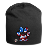 American Paw Jersey Beanie ~ Apollo's Pack - the Pack that gives Back