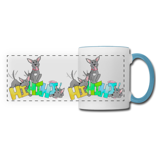 Hi Hi Hi!! Apollo's Pack Mug - Apollo's Pack